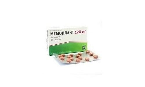 Препарат Мемоплант 120 назначают для лечения и профилактики различного рода сосудистых патологий