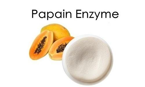В плодах папайи содержится протеолитический фермент папаин, который входит в лекарственные и косметические препараты