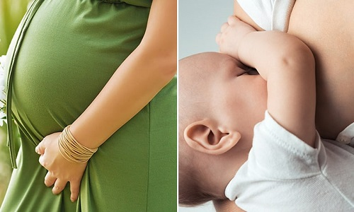 Инструкция к лекарству запрещает принимать его кормящим и беременным пациенткам