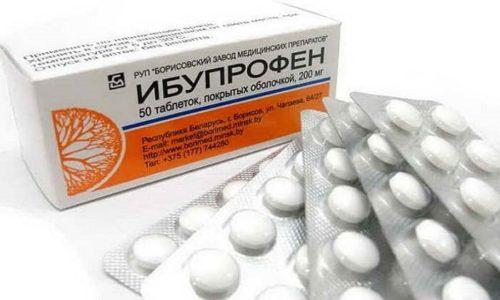 Ибупрофен приглушает действенность ацетилсалициловой кислоты