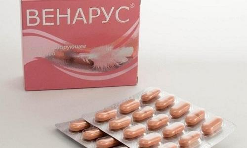 Венарус 500 позволяет снизить растяжимость сосудистых стенок, уменьшить в них застой крови, повысить тонус вен и улучшить лимфоотток