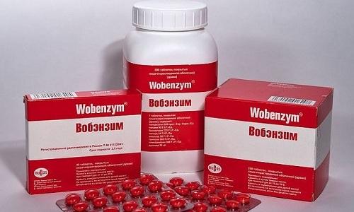 Фермент папин содержится в препарате Вобэнзим