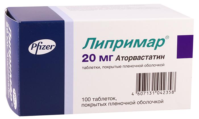Как лечить варикоз средством Липримар 20