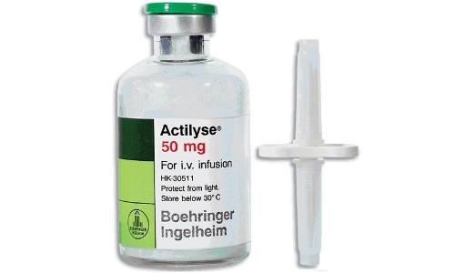 Актилизе - тромболитик, используемый в лечении опасных для жизни заболеваний сердца