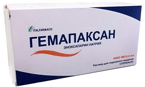 Гемапаксан можно использовать как для лечения, так и для профилактики различных патологий сердца и кровеносно-сосудистой системы