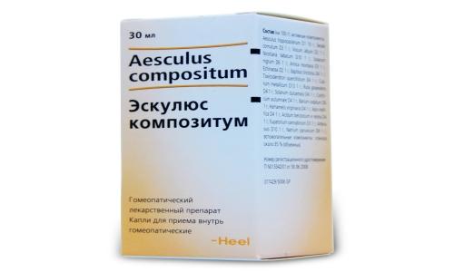 Эскулюс Композитум - эффективное лекарство для восстановления нарушений кровоснабжения