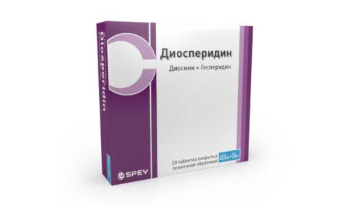 Гесперидин и диосмин - комплекс веществ, используемый при лечении хронической венозной недостаточности и других заболеваний сосудов