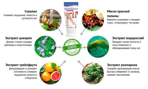 В составе продукта присутствуют только натуральные ингредиенты