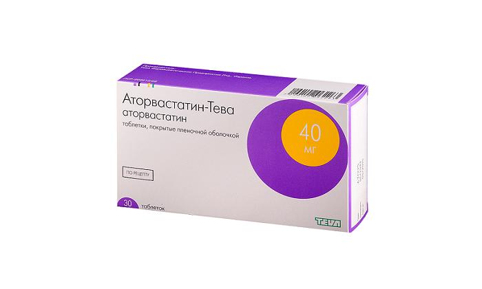 Результаты применения Аторвастатина 40 при варикозе