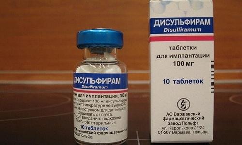 Одновременный прием Метронидазола с Дисульфирамом увеличивает негативное воздействие на нервную систему
