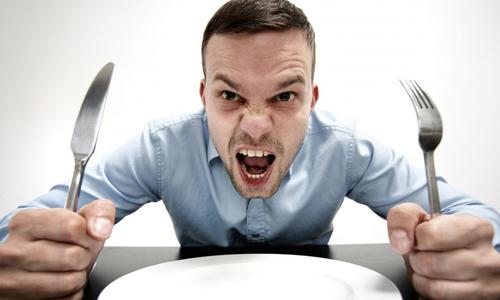 При передозировке может появиться голод