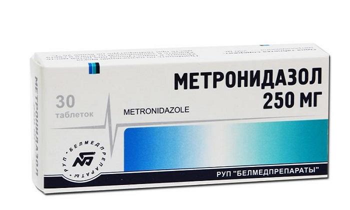 Результаты применения Метронидазола 250 при варикозе
