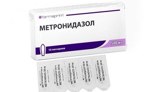 Метронидазол является противопротозойным средством широкого спектра действия