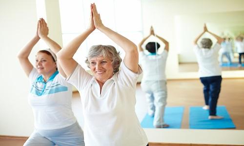 Перед началом лечения больному рекомендуют выполнять физические упражнения