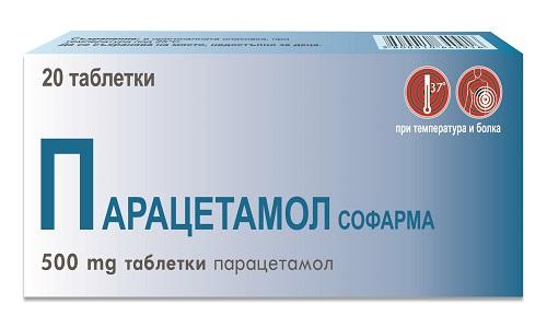 При лечении ОРВИ и гриппа врачи чаще назначают Парацетамол