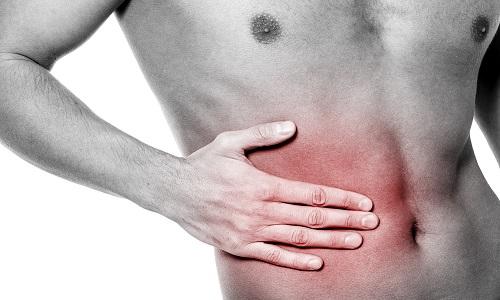 При передозировке препаратом может появиться тяжесть в правом подреберье, если случилось поражение печени