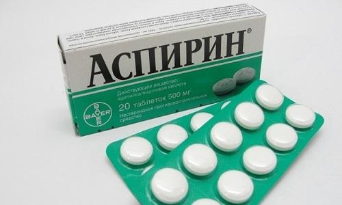 Аспирин можно принимать при похмельном синдроме, когда состояние алкогольного опьянения проходит
