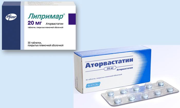 Аторвастатин и Липримар: что лучше