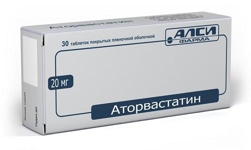 Лечение Аторвастатином позволяет снизить уровень липидов более чем на 50%