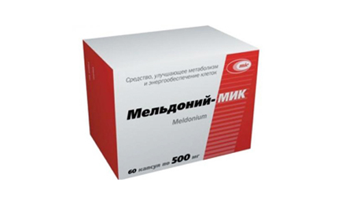 Побочными действиями Мельдония могут быть: повышение артериального давления, аллергия, нарушение пищеварения