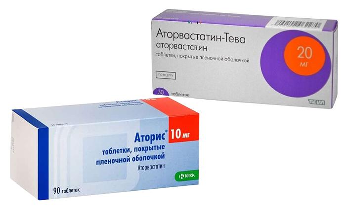 Аторис и Аторвастатин: что лучше